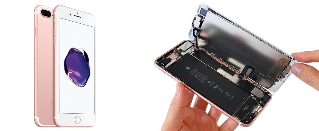 Ümraniye iPhone 7, 7S, 7Plus Batarya Değişimi