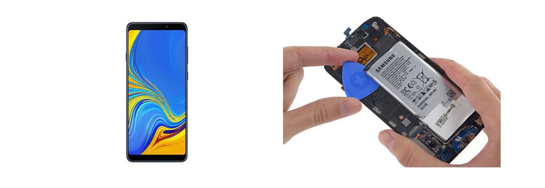 Samsung A9 Batarya ve Pil Değişimi Ümraniye