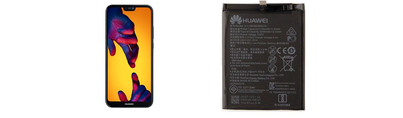 Huawei P20 Lite Batarya ve Pil Değişimi Ümraniye