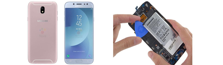 Samsung Galaxy J5 Batarya ve Pil Değişimi Ümraniye