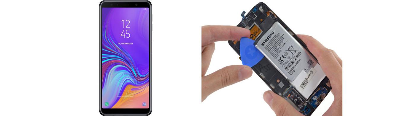 Samsung Galaxy A7 Batarya ve Pil Değişimi Ümraniye