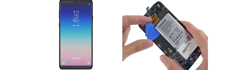 Samsung Galaxy A8 Batarya ve Pil Değişimi Ümraniye
