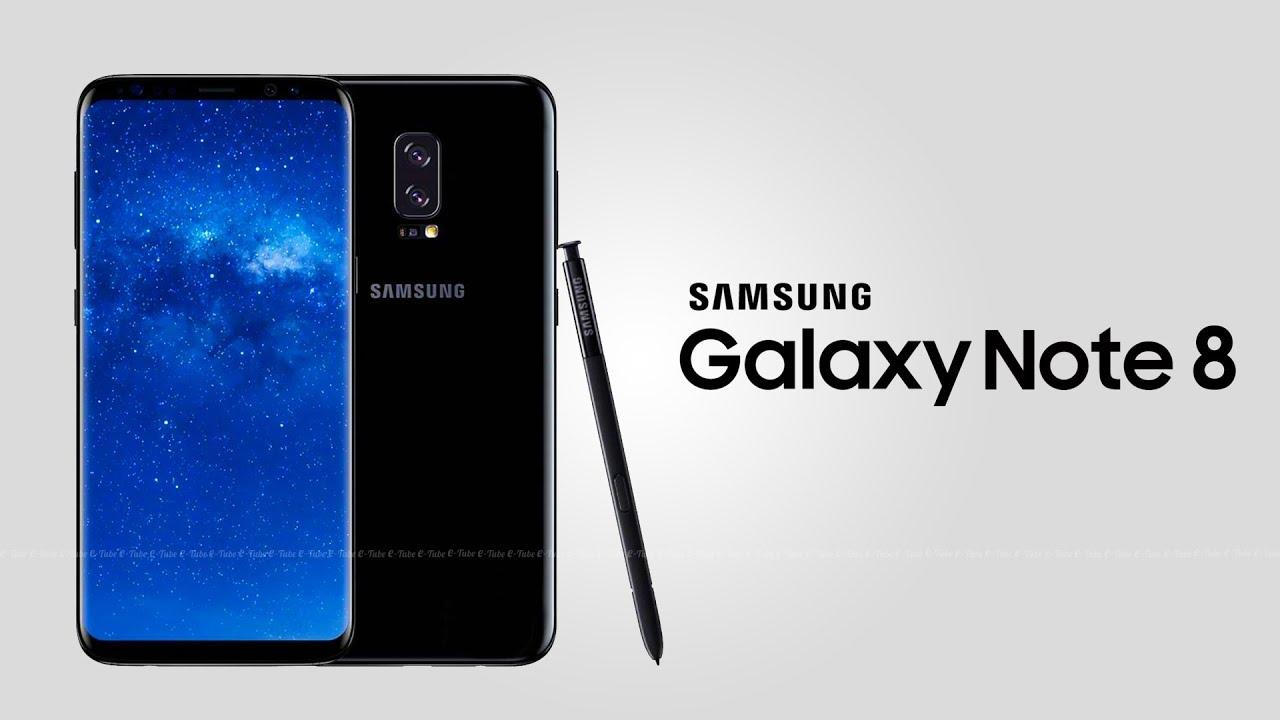 Samsung Galaxy Note 8 Ekran ve Cam Değişimi Ümraniye