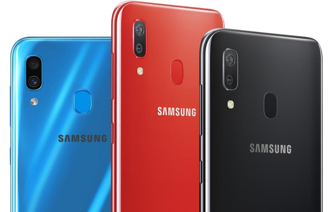 Samsung A30 Tamiri