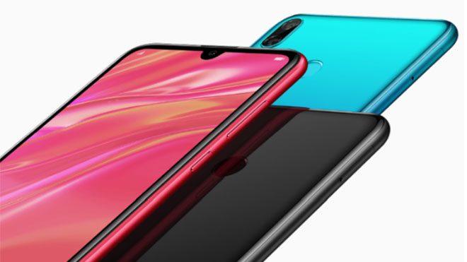 Huawei Y7 2019 Cep Telefonu