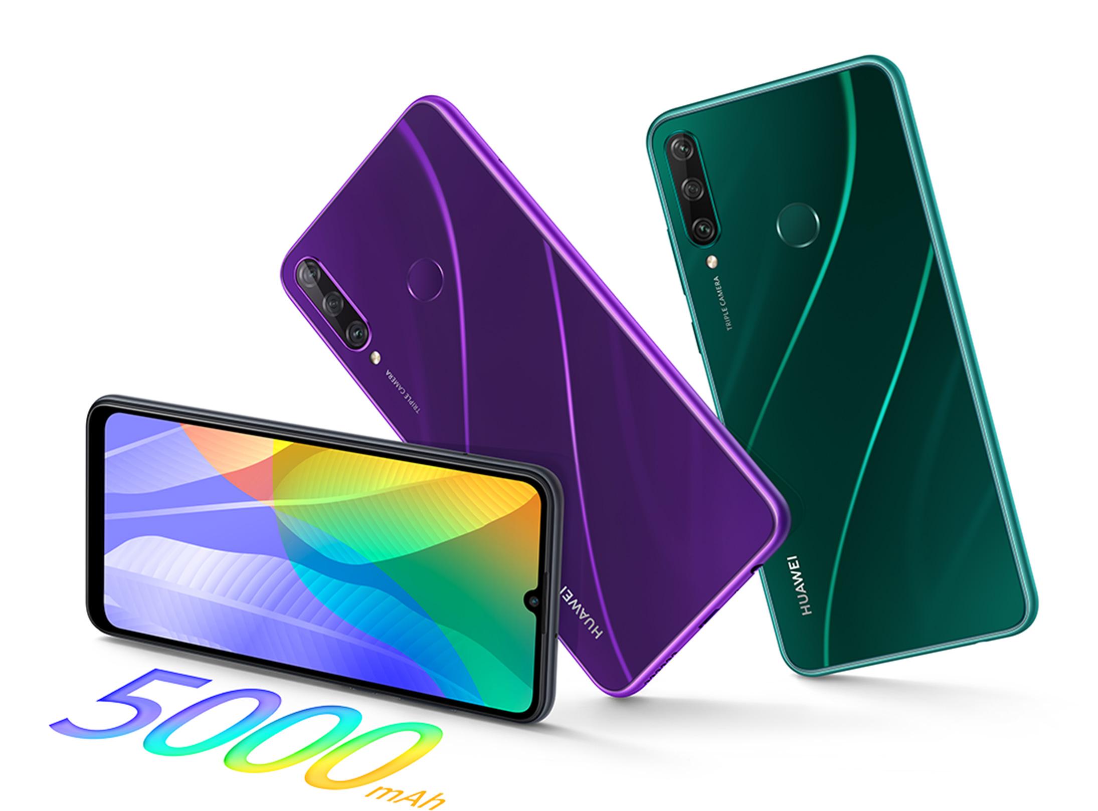Huawei Y6P Batarya Değişimi