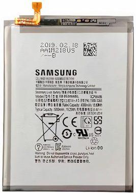 Samsung Galaxy A01 Batarya