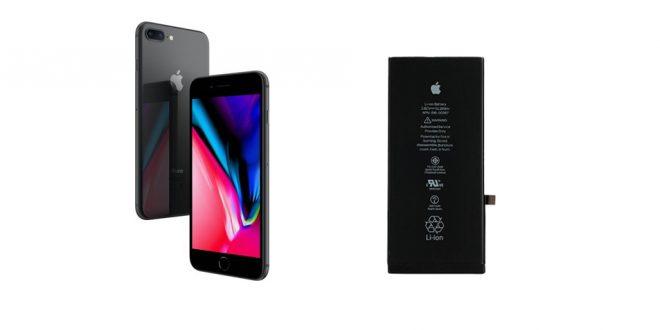 Ümraniye iPhone 8, 8S ve 8Plus Batarya Değişimi